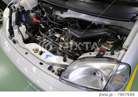自動車整備 7807688  自動車整備 画質確認    自動車整備の写真素材 [7807688