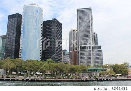 摩天大楼 高层 外国-图片素材 [8241451] - pixta
