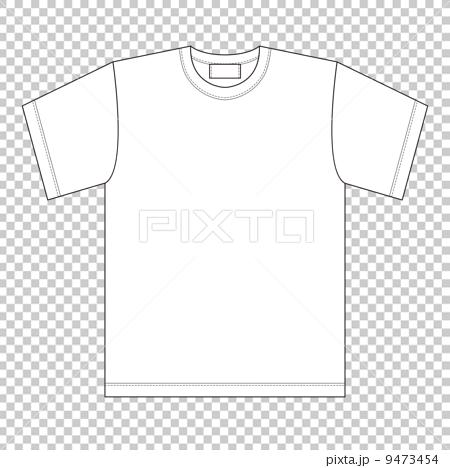 首页 插图 流行 外套_上衣 t恤 t恤 t恤衫 剪贴画  *pixta限定素材仅