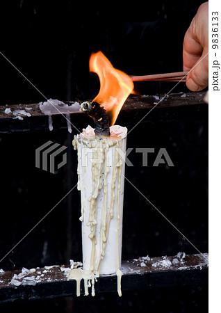 火焰 炽热 发怒-图片素材 [9836133] - pixta