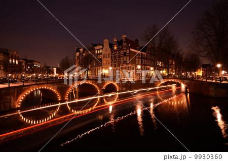 アムステルダムの運河の画像 p1_9