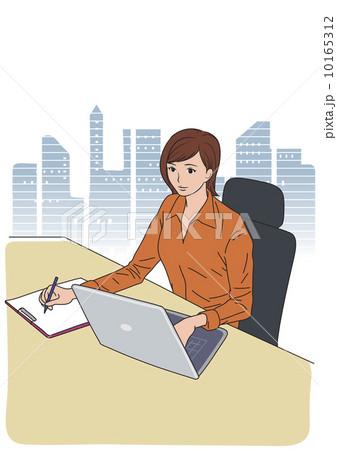 工作 任务 雇员-插图图库