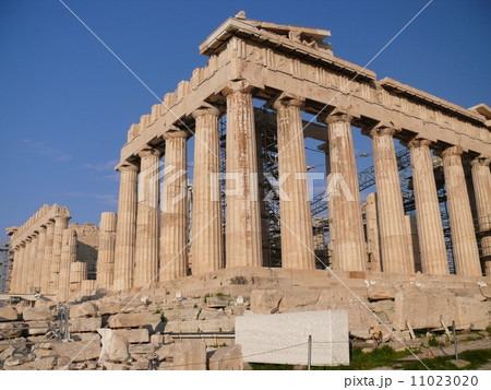 パルテノン神殿の画像 p1_12