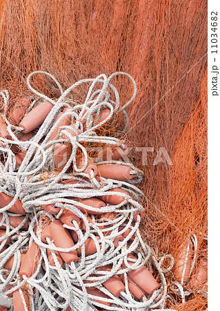 漁網 11034682   漁網の写真素材
