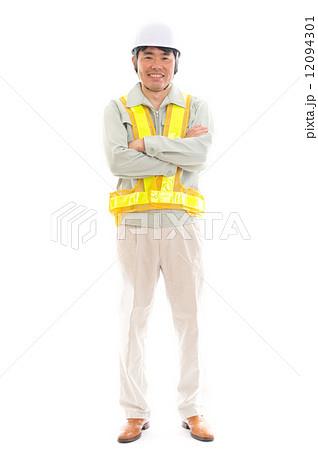 作業員 12094301  作業員  サムネイル表示に戻す 画質を確認 作業員の写真素材 [12