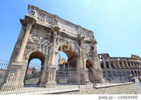 コンスタンティヌスの凱旋門の画像 p1_19