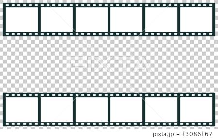 设施_建筑_街道 商业设施 电影院 电影 胶卷 影片  *pixta限定素材仅