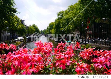 アムステルダムの運河の画像 p1_29