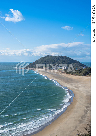 愛知県・伊良湖岬 14073816  愛知県・伊良湖岬 画質確認    愛知県・伊良湖岬の写真素