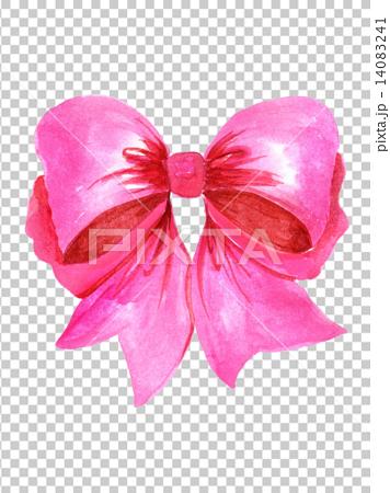 插图素材: 缎带 蝴蝶结 彩带