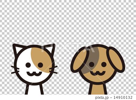 狗 狗狗 首页 插图 动物_鸟儿 猫 小猫 图标 狗 狗狗  *pixta限定素材