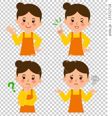 插图 工艺品 人物 行为 举止 活动  *pixta限定素材仅在pixta网站,或