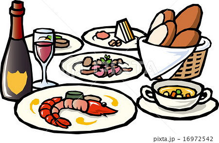 フランス料理の画像 p1_2