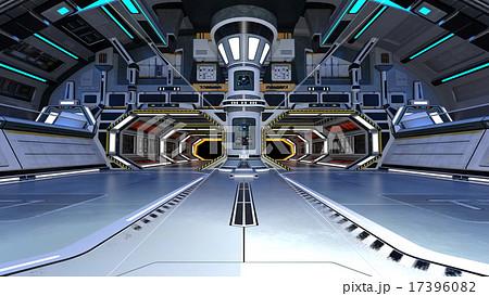 宇宙ステーション 17396082 宇宙ステーションのイラスト素材 [17396082] - P