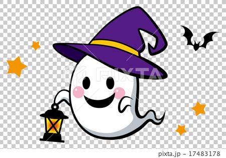 图库插图: 幽灵 鬼 可爱