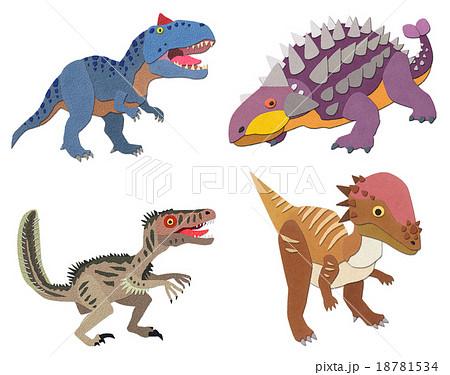 恐竜(アロサウルス、アンキロサウルス、デイノニク... 恐竜(アロサウルス、アンキロサウルス、デ