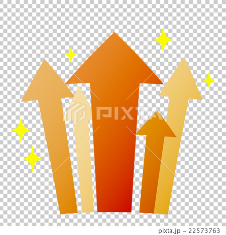 箭头 箭头 箭 提升  *pixta限定素材仅在pixta网站,或pixta合作网站上
