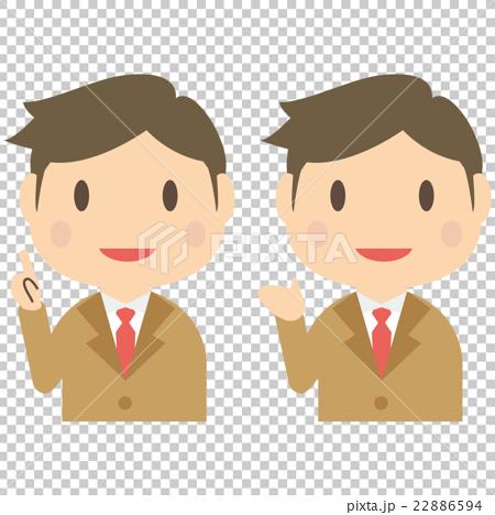 图库插图: 学生 高中生 男孩