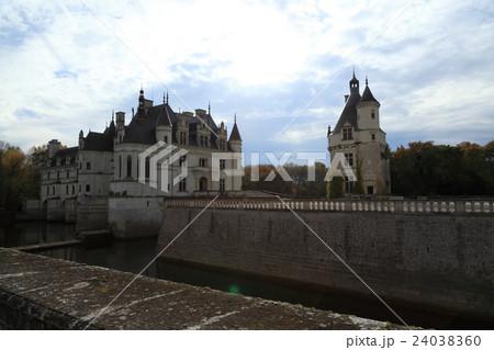 シュノンソー城の画像 p1_37