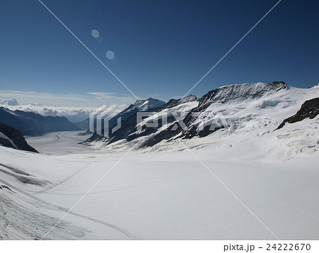 アレッチ氷河の画像 p1_31