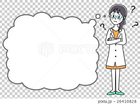 ppt卡通人物医生素材