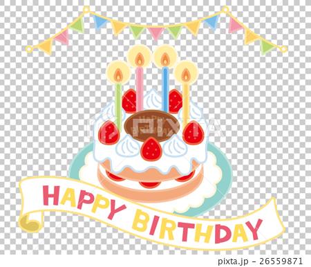图库插图: 矢量图 生日 派对