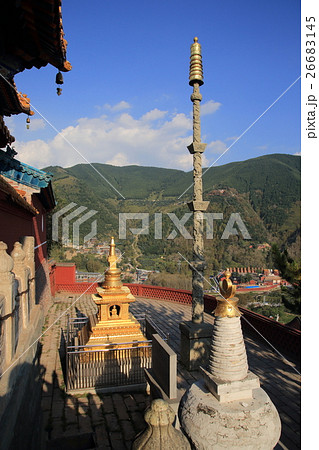 五台山 (中国)の画像 p1_10