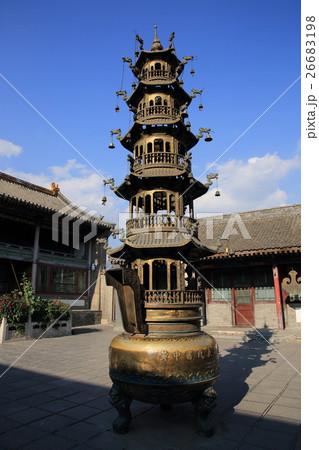 五台山 (中国)の画像 p1_13