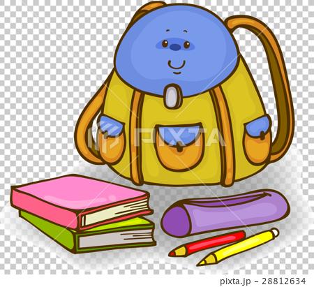 插图 工艺品 人物 人物 教学用具 包  *pixta限定素材仅在pixta网站