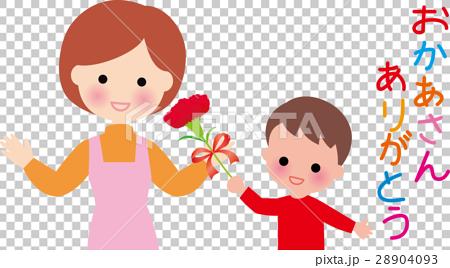 首页 插图 人物 女性 母亲 矢量 母亲节 康乃馨  *pixta限定素材仅在