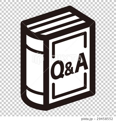 插图 背景_小物 小物 图标 图标 使用手册 参考书  *pixta限定素材仅