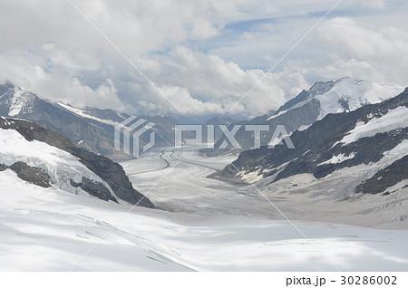 アレッチ氷河の画像 p1_34