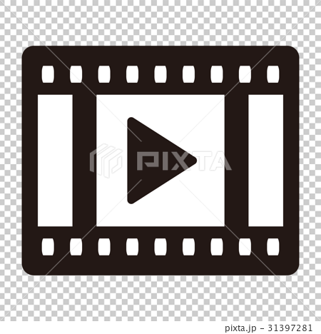 矢量 图标 电影院  *pixta限定素材仅在pixta网站,或pixta合作网站上