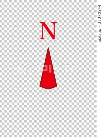 图库插图: 矢量 罗盘 罗盘指针