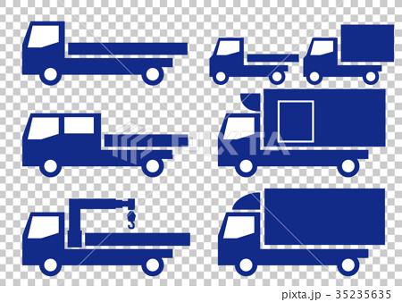 卡车 ppt素材