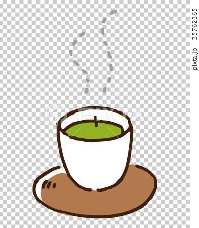 一杯绿茶微信头像