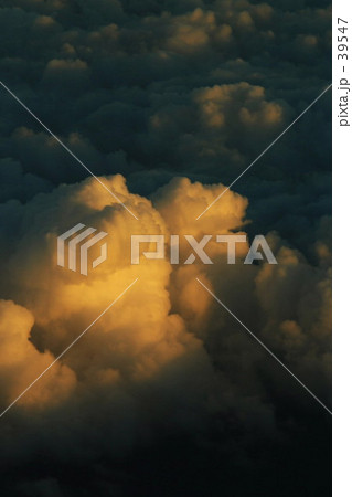 写真素材: 沸き立つ雲