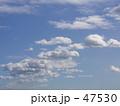 泳ぐ雲 47530
