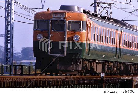 鉄道 国鉄:急行「佐渡3号」703M 上越線 1982年 56406