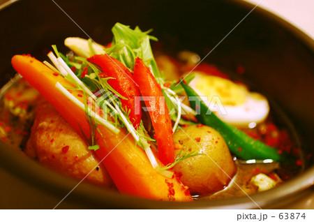 スープカレー 63874