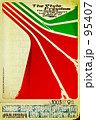 Tricolor line【Italy】 95407