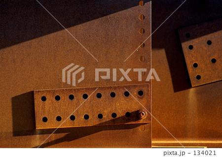 鉄と錆の写真素材 [134021] - PIXTA