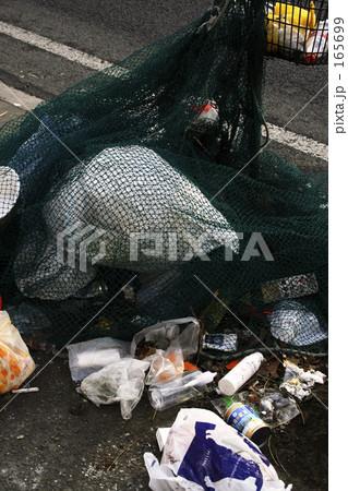 ゴミステーション 165699