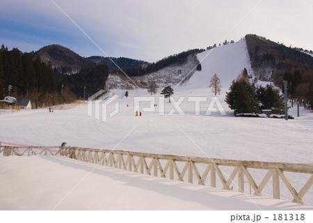 スキーリゾート 181318
