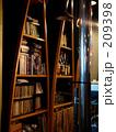 本棚 209398