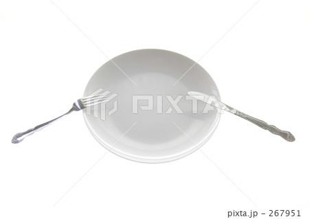 透明人間の食事の写真素材 [267951] - PIXTA