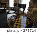 テーブルのあるラウンジ 273714
