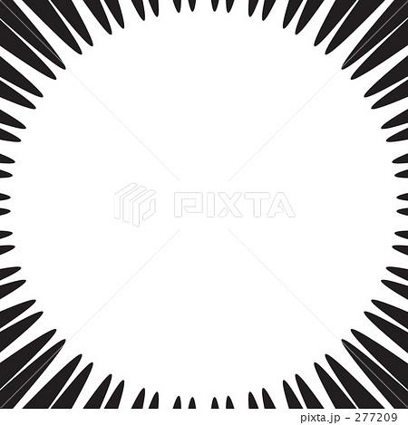 ピカ 効果 フォーカスのイラスト素材 277209 Pixta