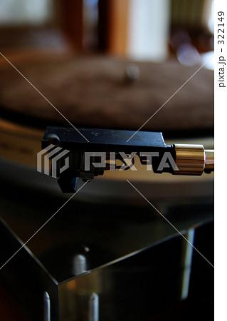 レコードプレーヤー 322149