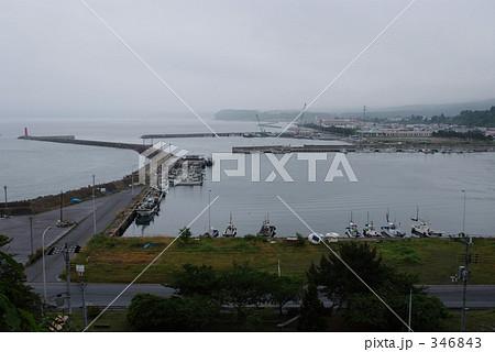 三厩漁港 346843